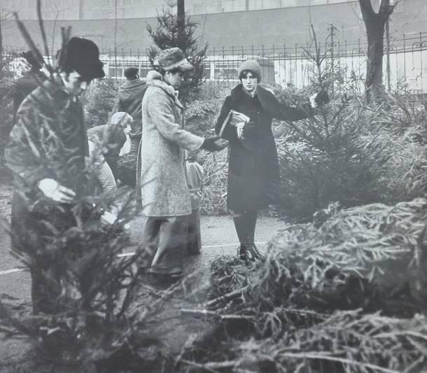 Święta przed laty. Cytryny w porcie znaczyło, że idą święta
