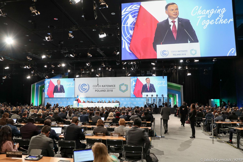 Szczyt COP24 w Katowicach: Ograniczanie emisji dwutlenku węgla musi uwzględniać także potrzeby społeczne