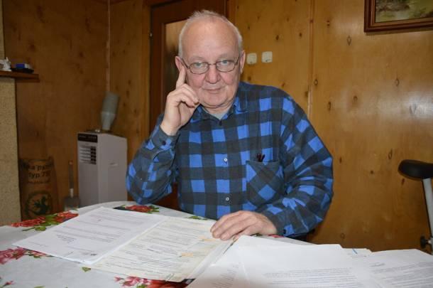 Małopolska: Od 15 lat walczy z ZUS o odzyskanie swojej renty. Mężczyzna prosi o pomoc Prezydenta RP