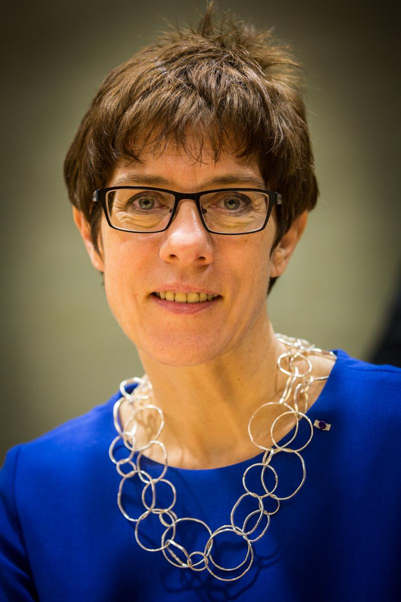 Niemcy: Delegaci na zjazd CDU wybrali nową przewodniczącą