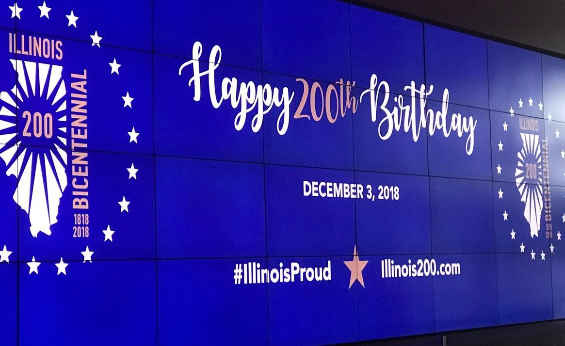 Illinois obchodzi dziś 200. urodziny