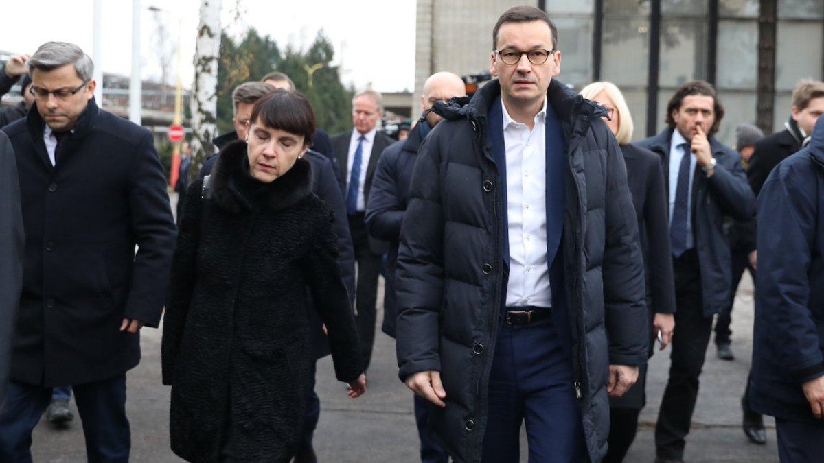 """Czechy: Morawiecki o poszkodowanych w wybuchu w kopalni w Karwinie. """"Zginęło 13 górników, w tym 12 Polaków"""". Prezydent: Niedziela dniem żałoby narodowej"""