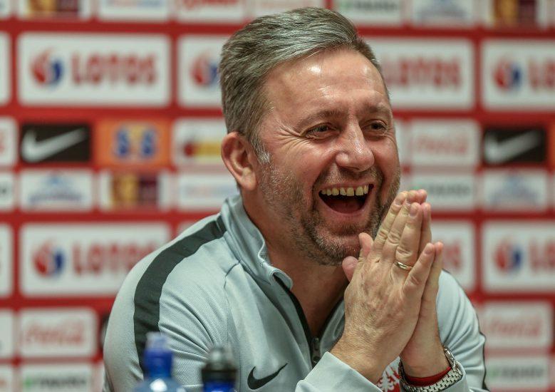 """Witold Bańka: """"Nie angażuję w kwestie kadrowe"""". Czy Jerzy Brzęczek pozostanie trenerem reprezentacji Polski?"""