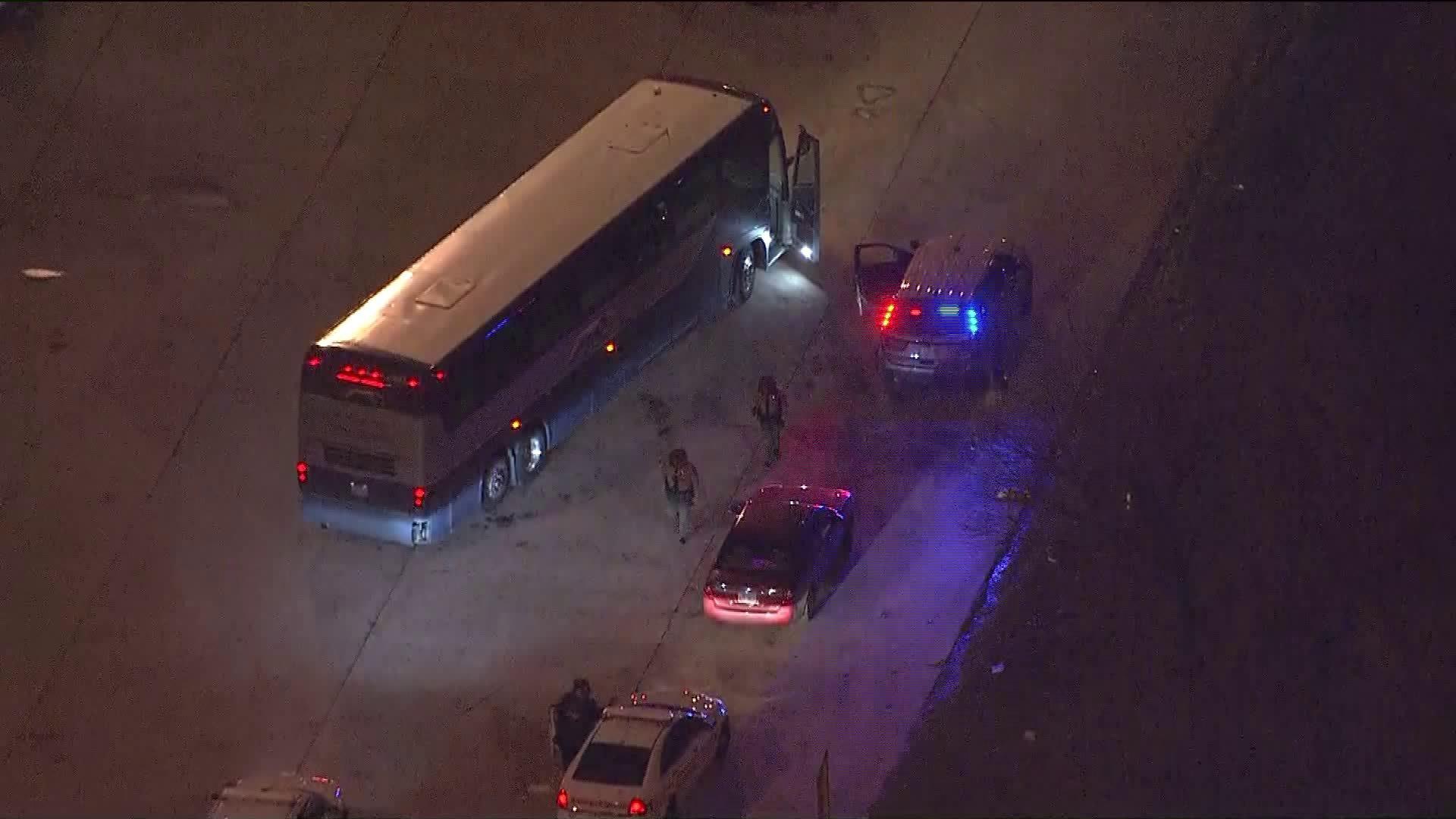 Pasażer Greyhound groził bombą pasażerom autobusu jadącego do Chicago