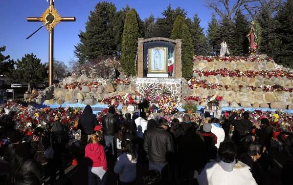 Zaostrzone środki bezpieczeństwa w Des Plaines podczas obchodów święta Matki Bożej z Guadalupe