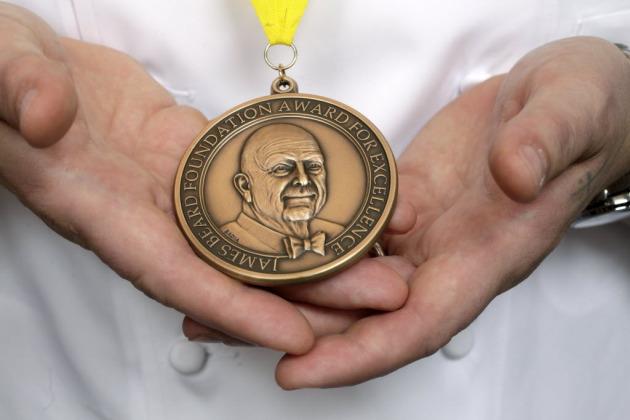 Kulinarne Oscary nadal będą wręczane w Chicago