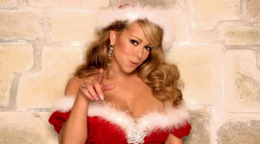 Mariah Carey z rekordem. W Wigilię piosenkę wysłuchano ponad 10 mln razy