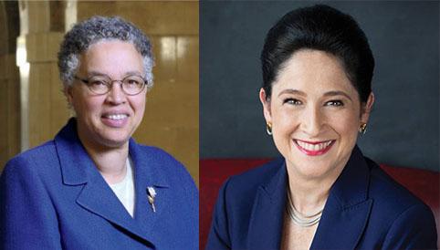 Przedwyborczy sonadaż na burmistrza Chicago. Preckwinkle i Mendoza prowadzą