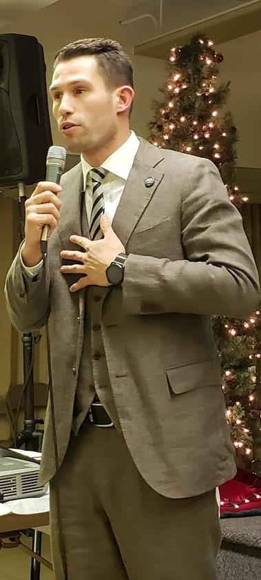 Casey Smagala kandyduje na urząd radnego w 39 okręgu w Chicago