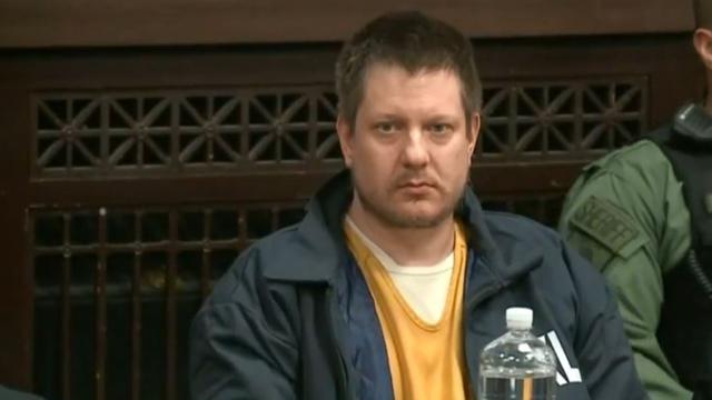 Jason Van Dyke przeniesiony do więzienia w pobliżu Nowego Jorku