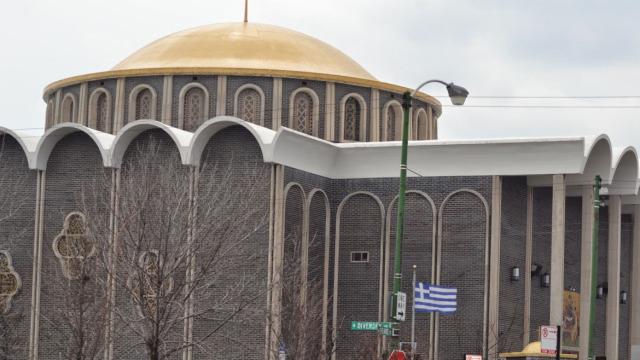Kościół Holy Trinity Greek Orthodox nie trafi na aukcję
