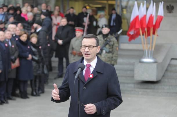 Premier: Powstanie Wielkopolskie zaskoczyło okupanta