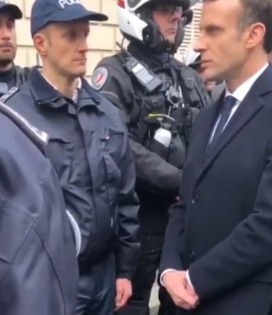 Francja: Konsultacje Macrona w sprawie rozwiązania kryzysu