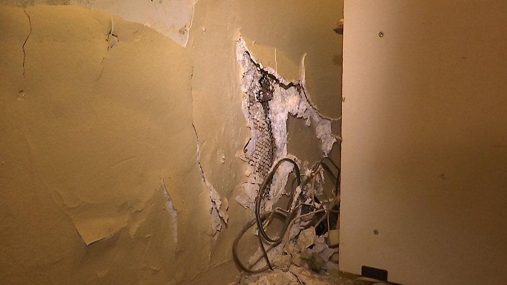 Mieszkania zarządzane przez New York City Housing Authority znajdują się w opłakanym stanie