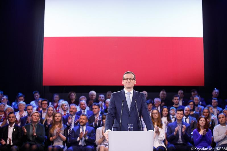 """Konferencja """"Praca dla Polski"""", czyli próba podsumowania 3-letnich rządów obozu Zjednoczonej Prawicy"""
