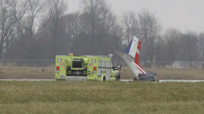 W Indianie rozbił się mały samolot. Zginęła jedna osoba