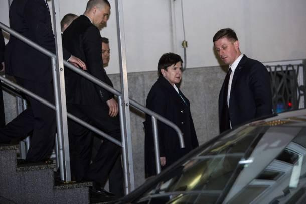Wypadek Beaty Szydło w Oświęcimiu. Sąd przesłuchał byłą premier