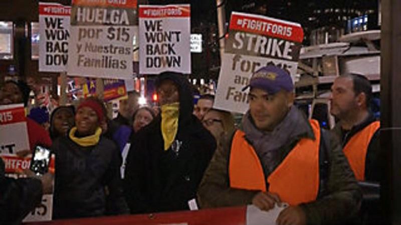 Wzrost płacy minimalnej w NYC