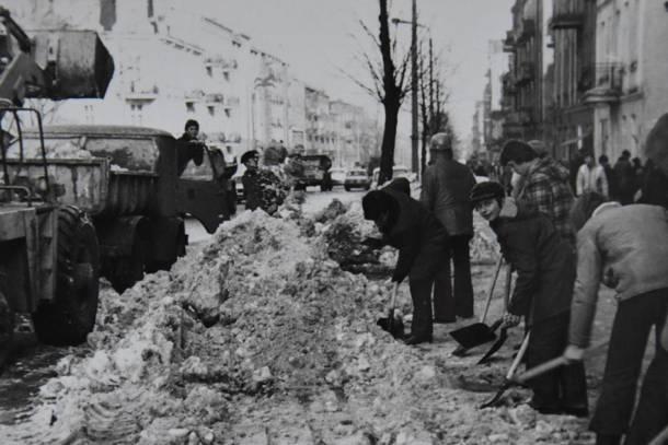 W Sylwestra 1978 roku rozpoczęła się zima stulecia, jedna z najdłuższych w XX wieku