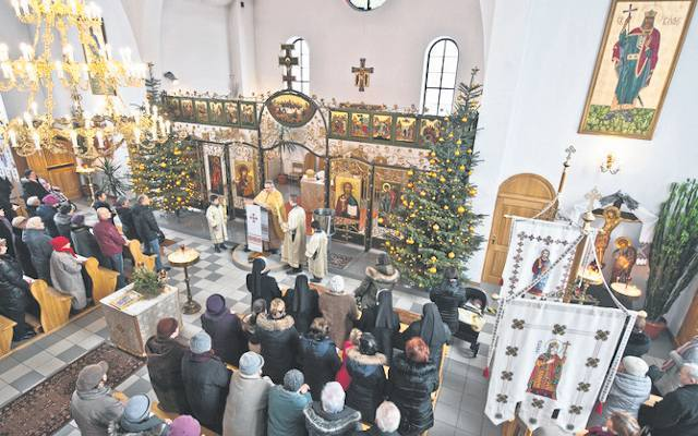Dla prawosławnych i grekokatolików zaczyna się czas świąt. Nabożeństwa w Koszalinie