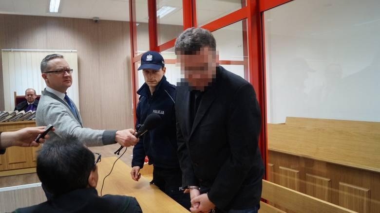 Dariusz P., który spalił swoją rodzinę, skazany na dożywocie. Sąd Najwyższy odrzucił kasację obrońcy