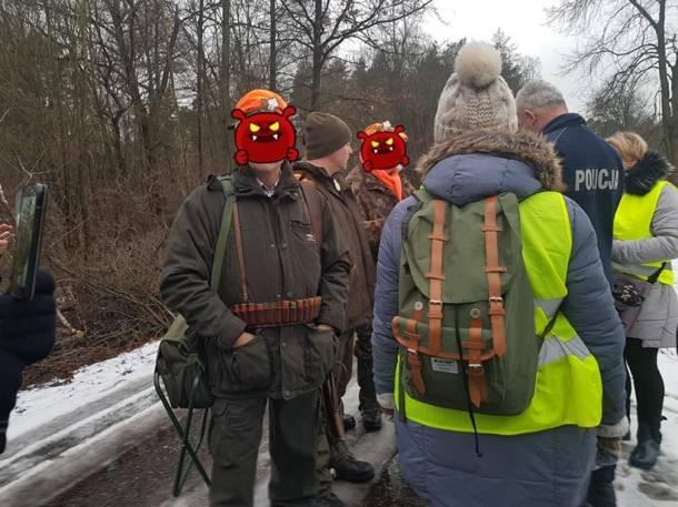 Ekolodzy zablokowali polowanie na dziki