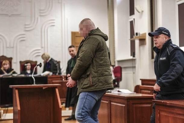 """Lubuskie: Jakub S. zabił Dawida B. na zlecenie. Życie """"poszło"""" za 1 tys. zł"""