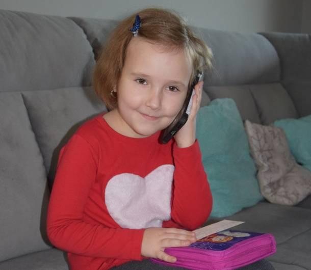 Lubuskie: 7-letnia Misia wezwała ratowników do mamy, która zemdlała w domu