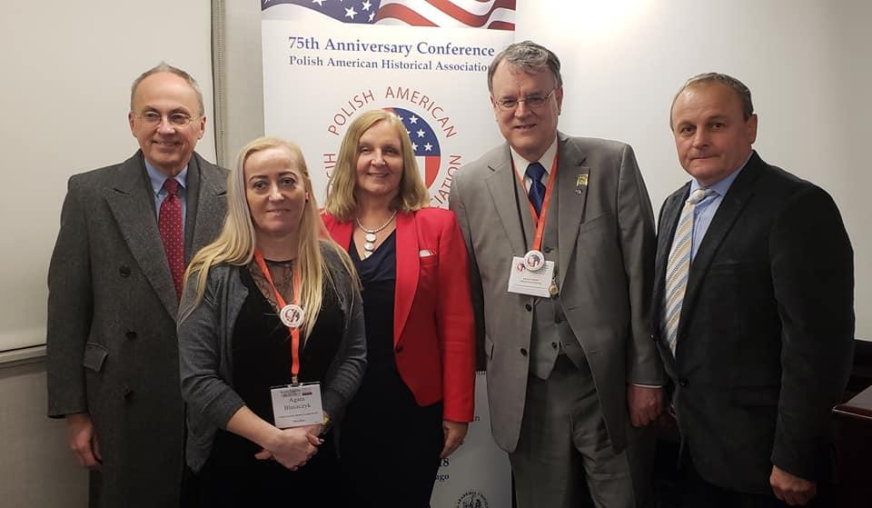 Zakończyła sie 76. Doroczna Konferencja Polsko-Amerykańskiego Stowarzyszenia Historycznego w Chicago