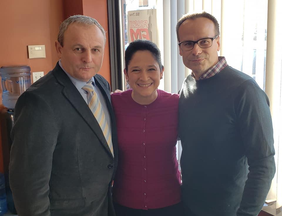 Wywiad z Susana Mendoza, rewidentem stanu Illinois
