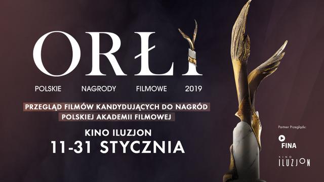 Rozpoczyna się przegląd filmów kandydujących do Polskich Nagród Filmowych Orły 2019