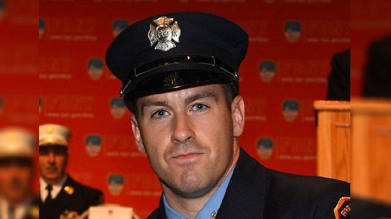 Tragiczna śmierć nowojorskiego strażaka