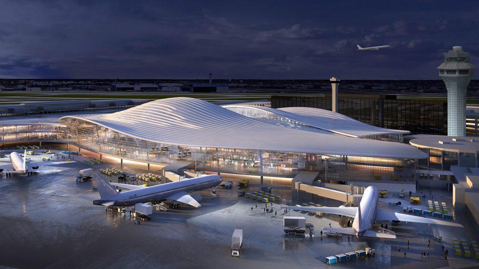 Głosowanie nad projektem modernizacji  lotniska O'Hare
