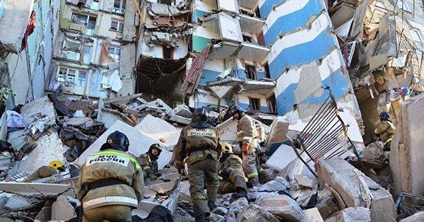 Rosyjscy dziennikarze: W Magnitogorsku nie było wybuchu gazu, lecz zamach!