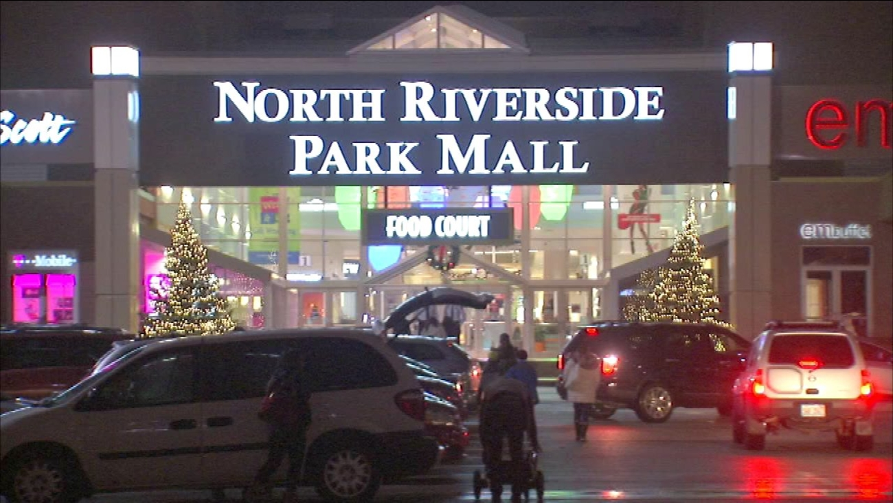 Pogróżki powodem wzmocnienia ochrony centrum handlowego  North Riverside Park Mall