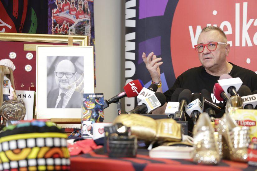 Owsiak: Nie uciekamy od odpowiedzialności po morderstwie Adamowicza