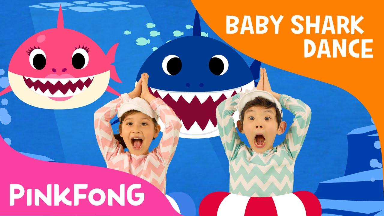 "Piosenka dla dzieci ""Baby Shark"" na Billboard Hot 100"