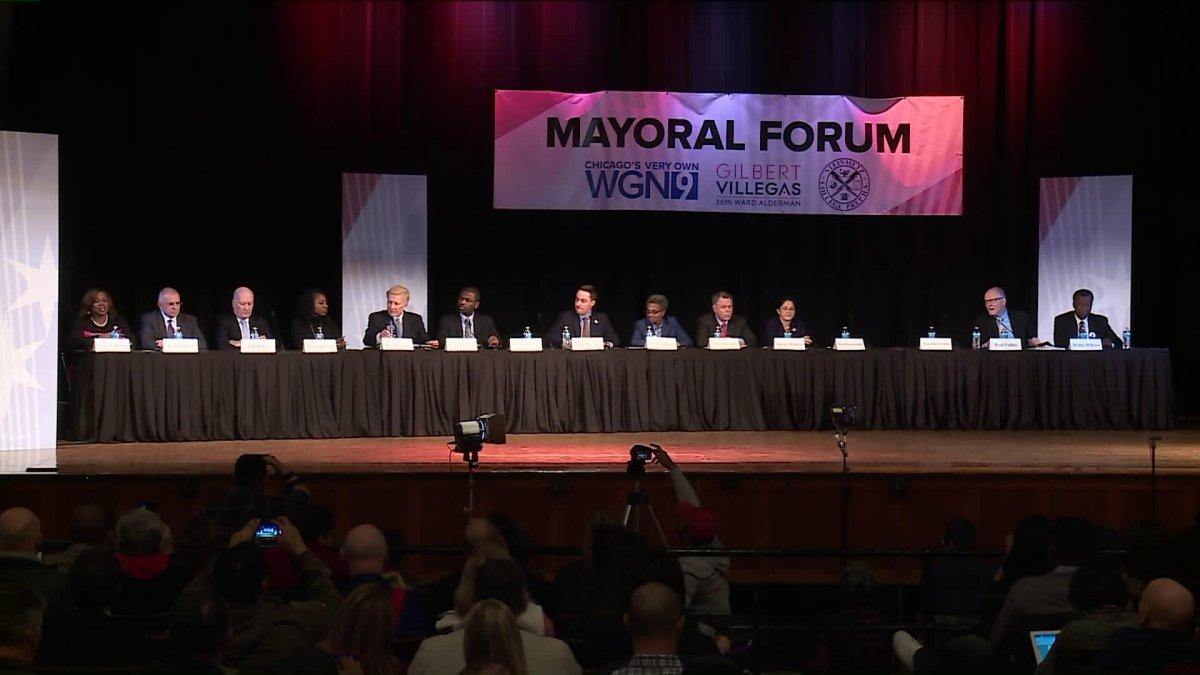 Forum kandydatów na burmistrza Wietrznego Miasta
