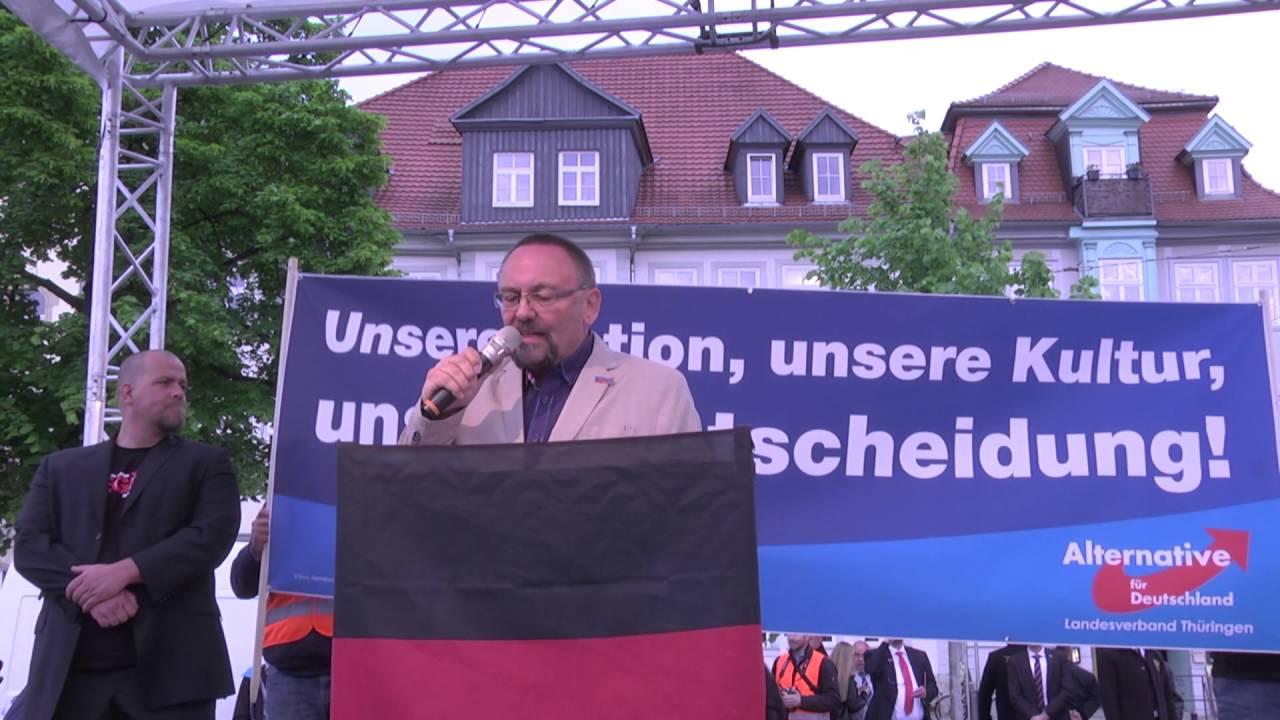 Próba zabójstwa politycznego w Niemczech