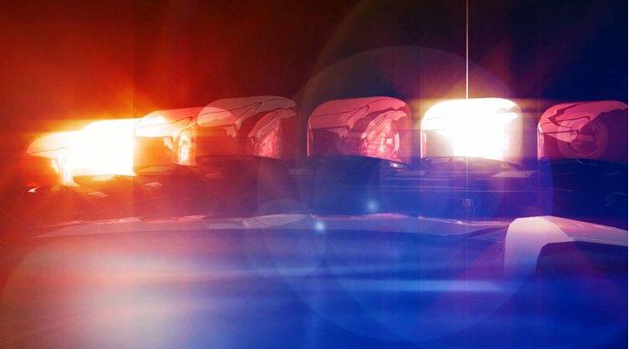 Pościg przy centrum handlowym w Los Angeles.  3 osoby aresztowane