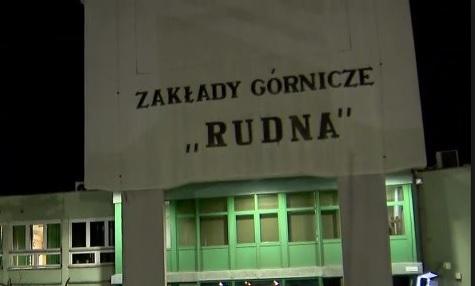 Polkowice: Trwa akcja ratownicza w kopalni Rudna