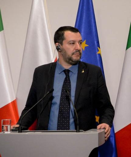 Wicepremier Włoch wezwał do wyzwolenia Europy spod okupacji Brukseli