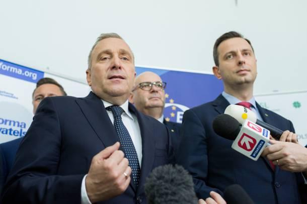 Grzegorz Schetyna szuka prezydenta innego niż Donald Tusk?