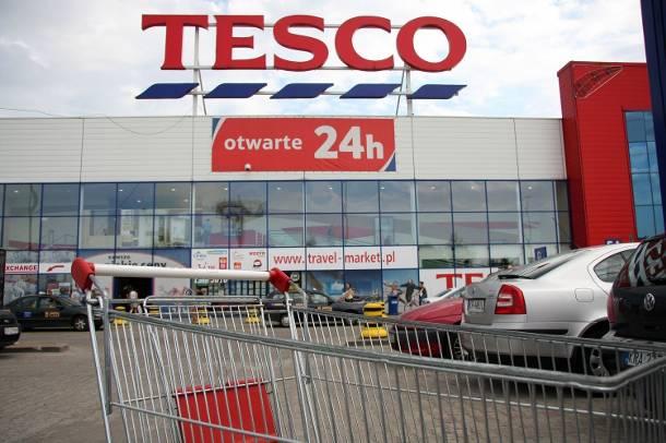 Tesco zamyka sklepy w Warszawie. Brytyjczycy twierdzą, że przynosiły straty