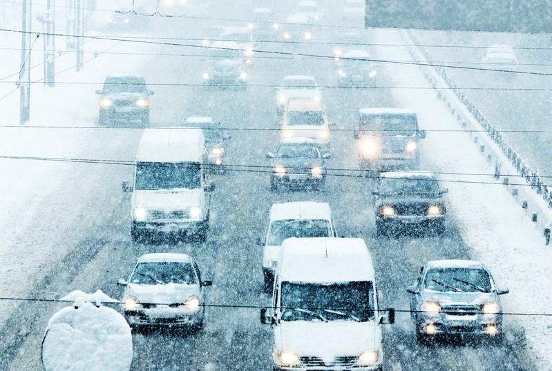 Synoptycy zapowiadają pierwsze od listopada opady śniegu w Chicago