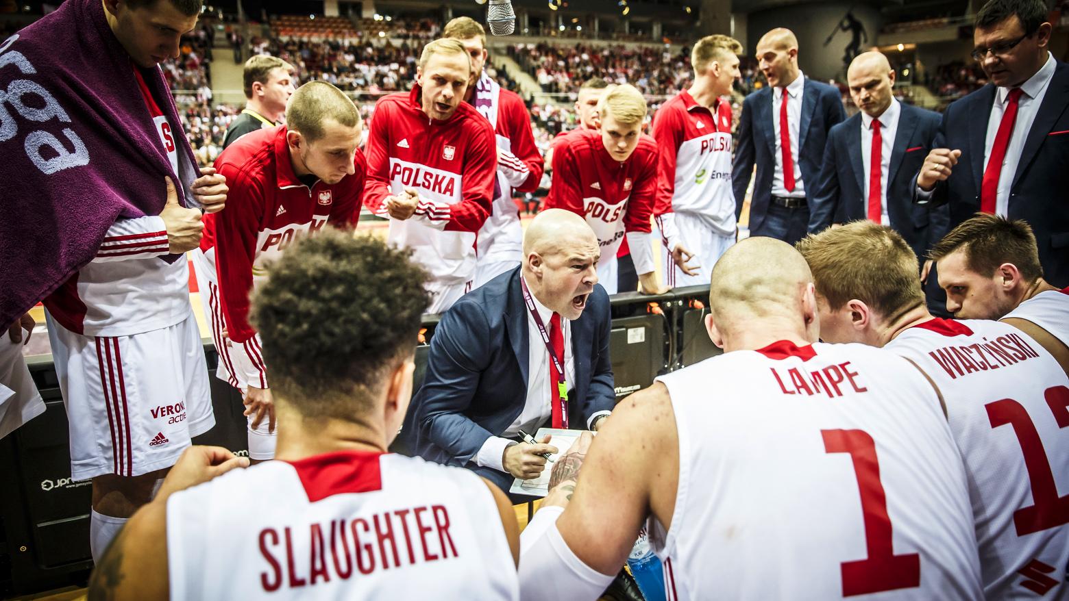 Polscy koszykarze przegrali w Szanghaju z Czechami