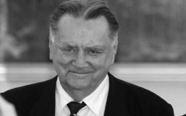 Jan Olszewski nie żyje. Były premier zmarł w warszawskim szpitalu. Miał 88 lat