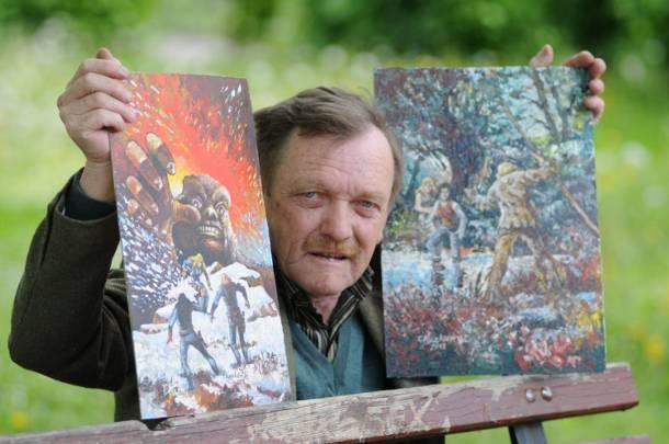 Zmarł Tadeusz Raczkiewicz z Gubina, autor komiksów ze słynnym Tajfunem, Kuśmidrem i Filo