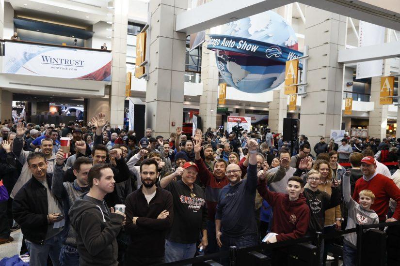 Rozpoczęły się największe targi motoryzacyjne w USA – Chicago Auto Show 2019