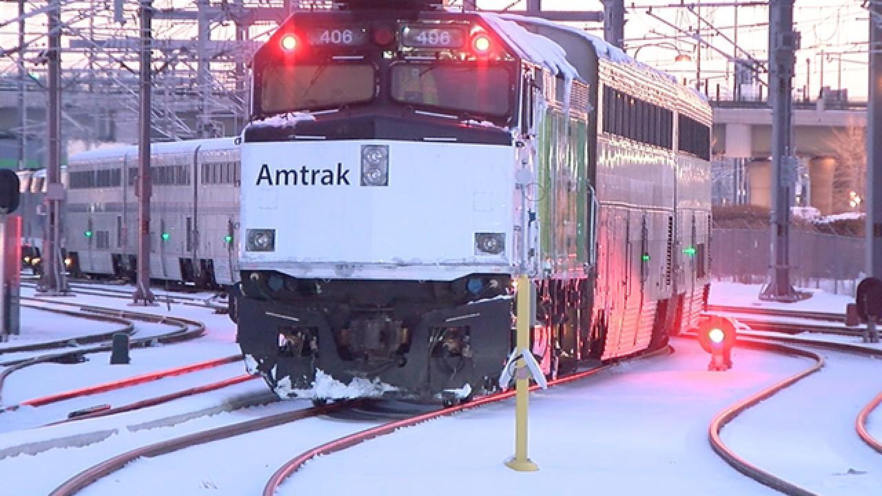 Amtrak wznawia połączenia z Chicago